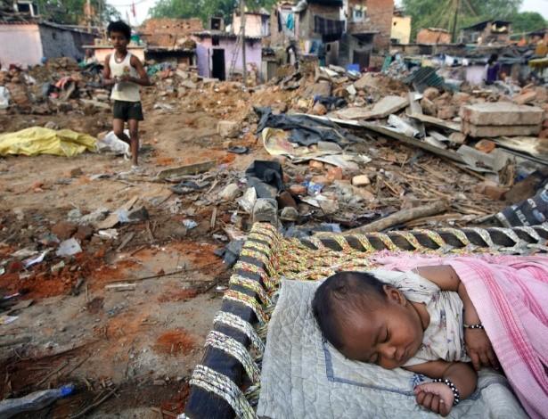 Consequências da falta de saneamento básico: Doenças.