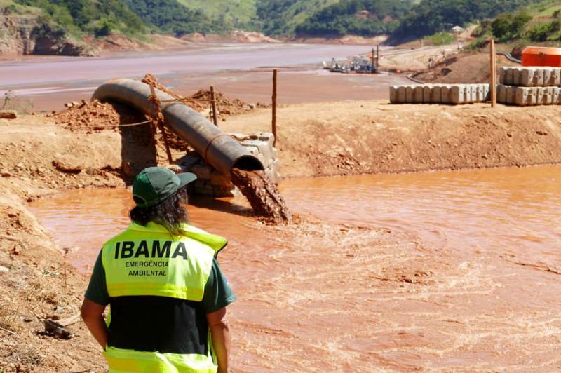Os empreendimentos com licenças ambientais devem ser vistoriados.