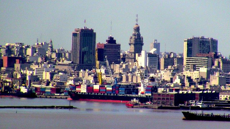 Universalização do saneamento em Montevideo