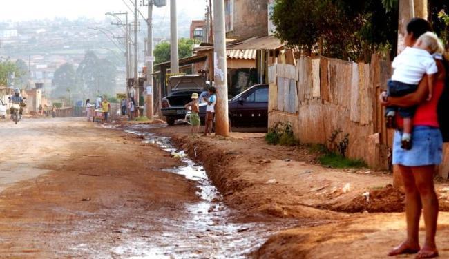 Saneamento Básico no Brasil.