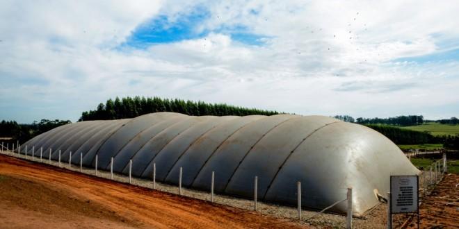 Projeto Biogás Copel