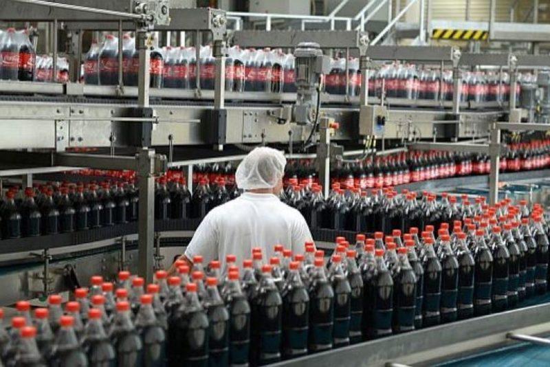 Produção de refrigerante - crise hídrica mundial