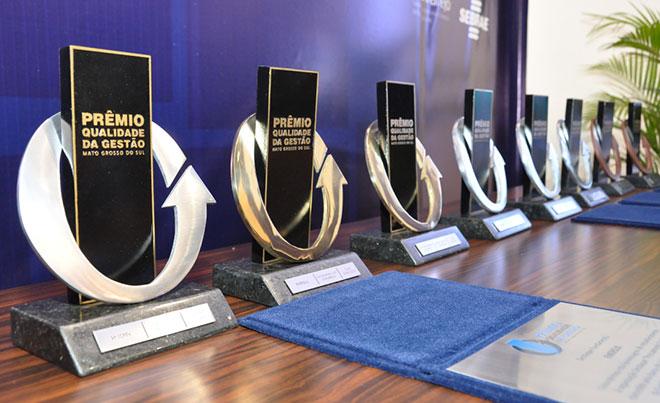 prêmio qualidade da gestão