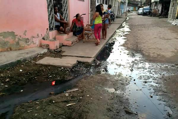 Importância do saneamento básico - esgotamento sanitário