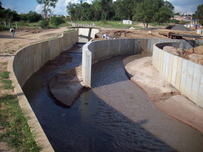 A realidade da drenagem urbana no Brasil