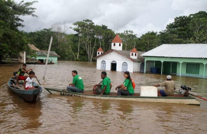 Situação da drenagem urbana no Brasil
