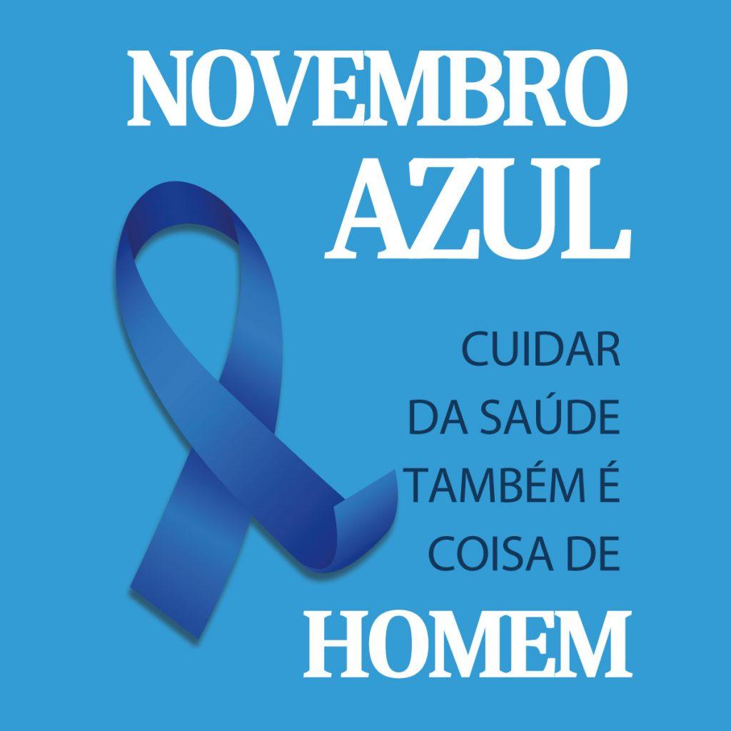 Novembro Azul e o Projeto cores