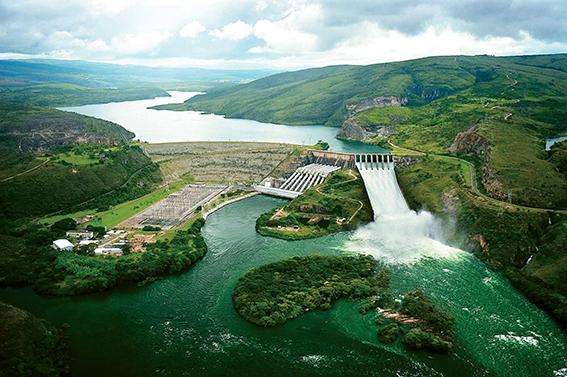 Águas do Brasil monitoradas pelo relatório da ANA