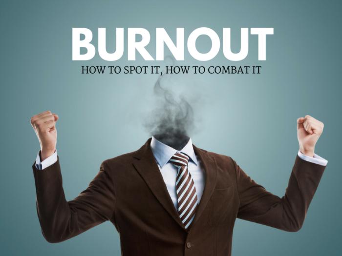 Burnout - Tensão gerada no Trabalho