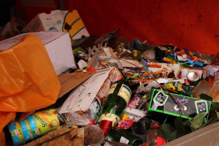 Lixo urbano na economia linear