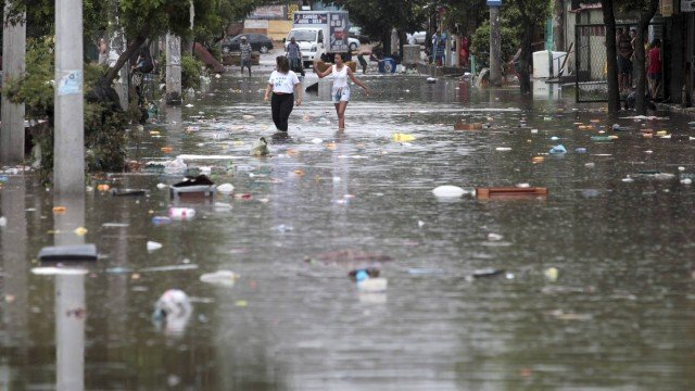 Inundações e o saneamento ambiental
