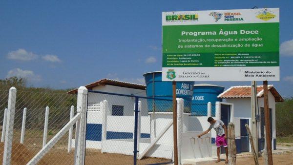 Dessalinização da água enfrenta dificuldades