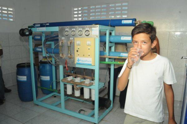 Dessalinização da água no Brasil