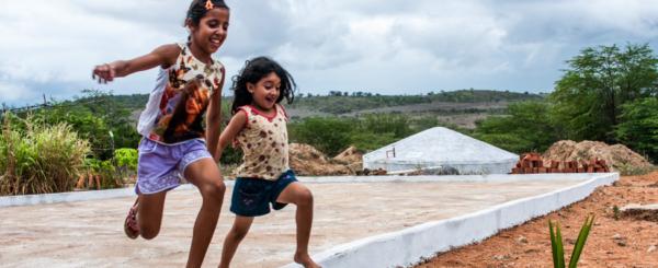 Programa para levar água em comunidades carentes