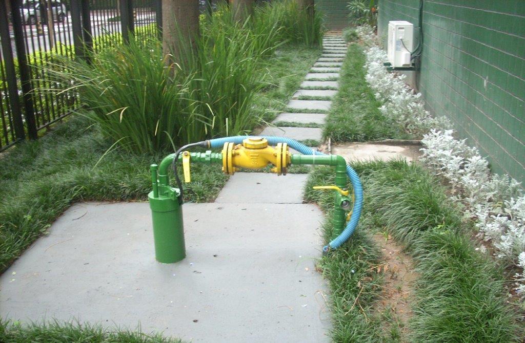 Poço é fonte alternativa de água