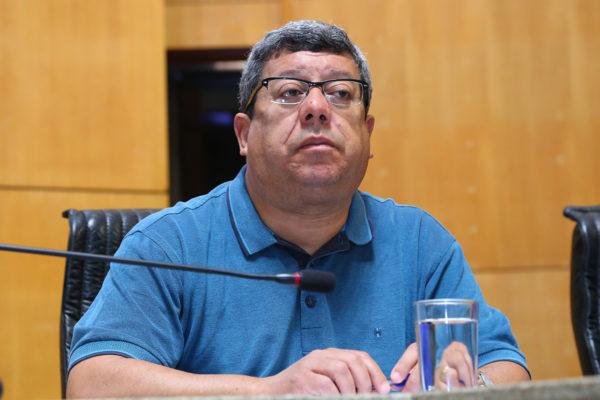 Edson Aparecido da Silva, assessor do FNU