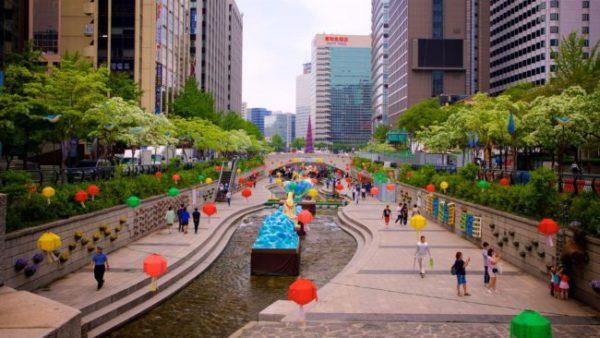 Rio Cheonggyecheon