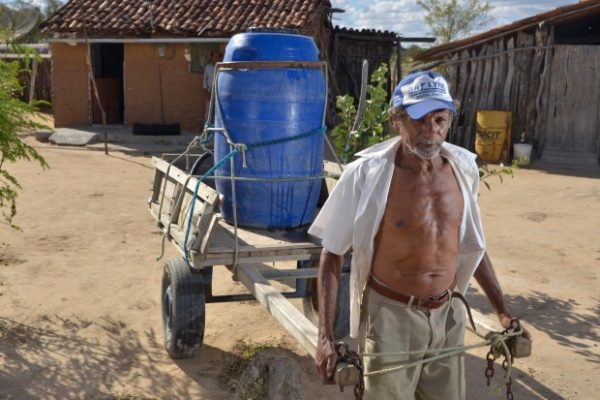 Zona Rural e o abastecimento de água