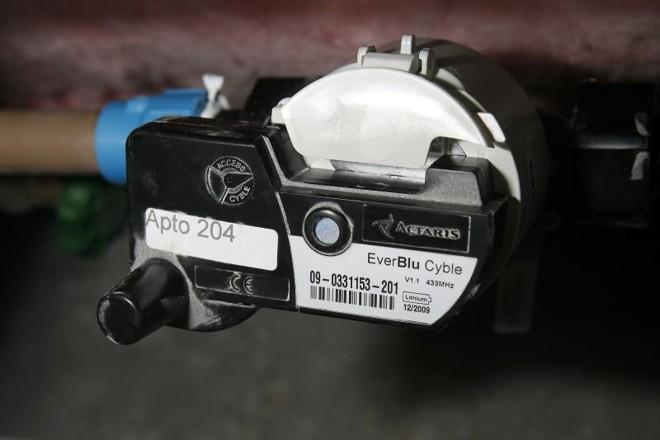 Hidrômetro Digital