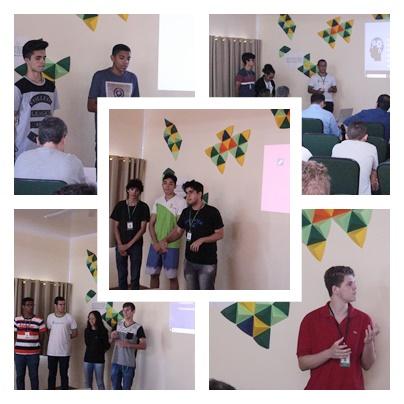 Apresentações Hackathon EOS-IFMS