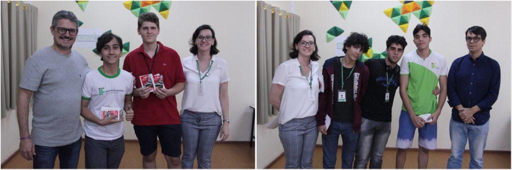 Vencedores Hackathon EOS-IFMS