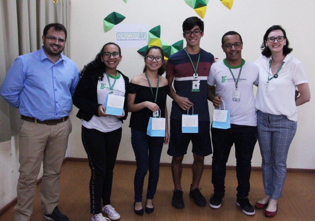 Segundo lugar Hackathon EOS-IFMS