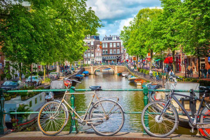 Cidades Inteligentes - Amsterdã